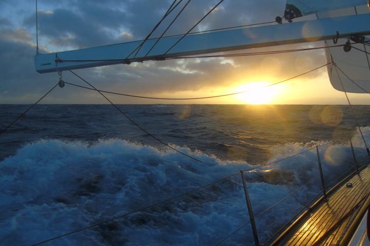 Атлантически океан - яхта - ветрила - ARC Europe