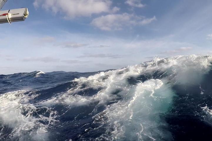 Атлантически океан - море - вълни