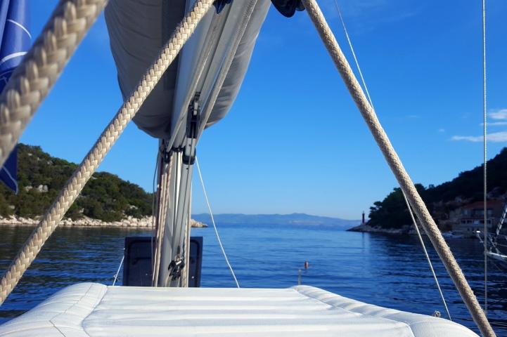 Хърватска - яхта