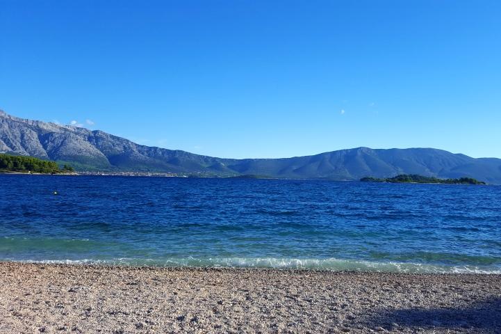 Хърватска - море - плаж