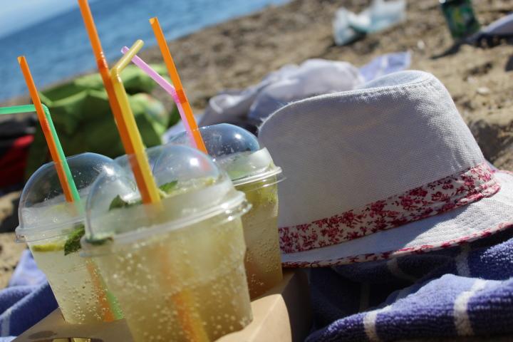 коктейл на плажа