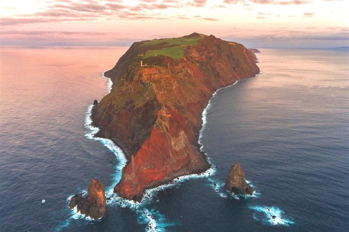 Азори - Сао Жоржи - остров