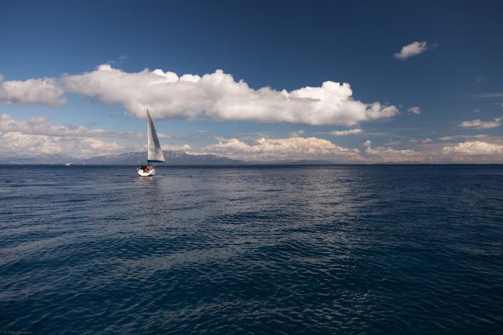 Южно Йонийско море - море - яхта - ветрила