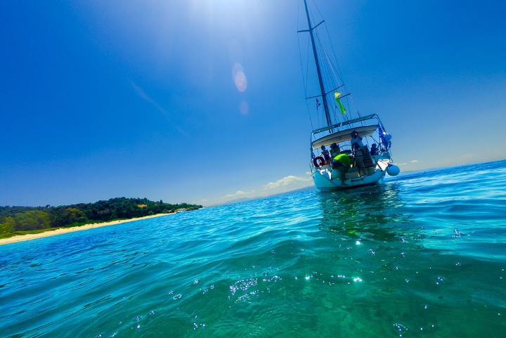 Яхта - Тренелариум